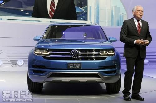 """大众汽车品牌想要在美国每年卖掉约80万辆""""图片"""