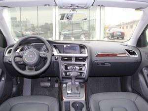 奥迪A4L现金最高优惠2万元 现车贩卖