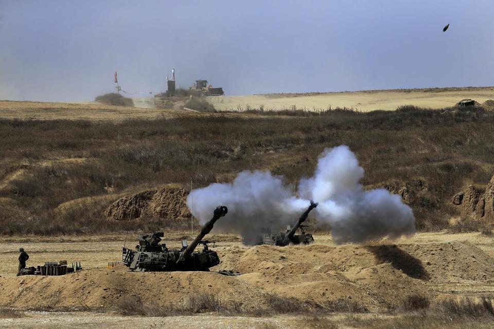 以色列哈马斯抵触延续 17万巴勒斯坦人逃离故里