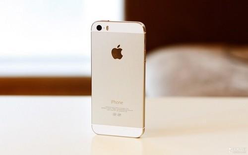 指纹辨认iOS 7体系 港版iPhone 5S到货