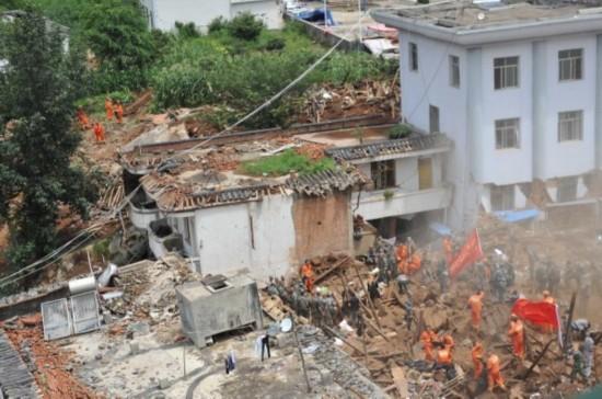 专家否认云南昭通地震与附近建多座大坝有关图片