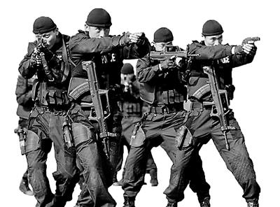 揭秘香港飞虎队:行动时须戴头套以免被寻仇