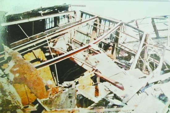 27疾病哈尔滨图纸爆炸幸存者:泳池粉尘伴随到说明施工年前顺流伤疤图片