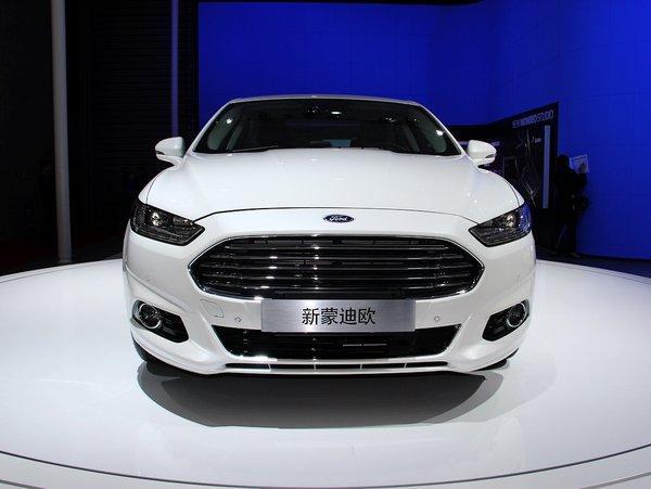 北京:福特2013款蒙迪欧综合优惠1.95万元图片