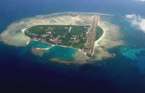 简氏:中国延长南海永兴岛跑道