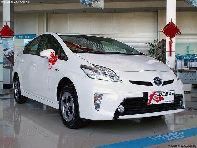 普锐斯最高优惠2万元 预定购车近期可提