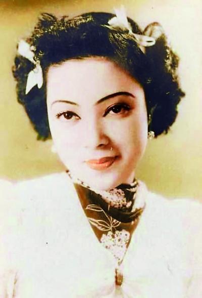 新闻中心 娱乐新闻    山口淑子祖父是佐贺县的汉学学者,父亲受其影响