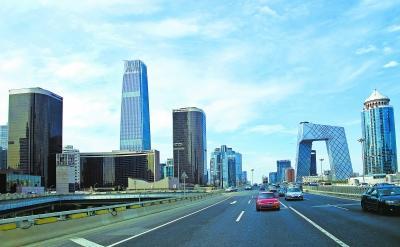 北京朝阳区打造具有国际影响力中央商务区-中新网