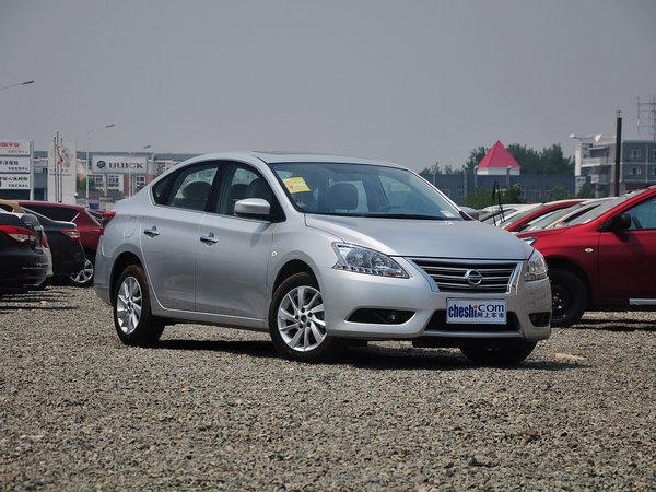 北京:东风日产轩逸店内无现车 最高优惠1.4万