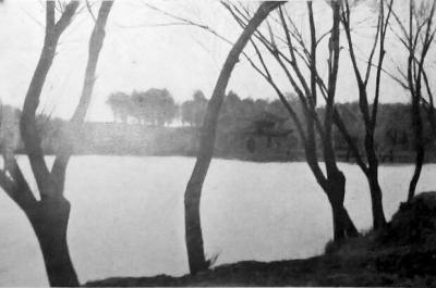 民国《良友》画报刊登扬州风景 含瘦西湖天宁寺