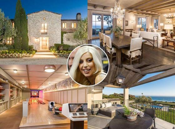 Lady Gaga斥2300万美元购置超级豪宅(图)