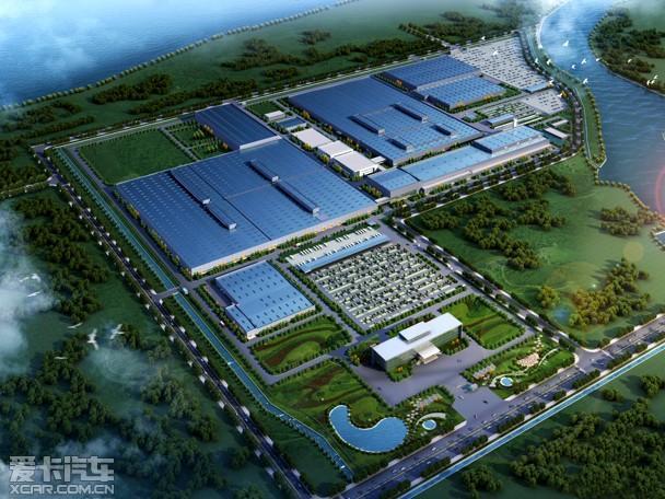 奇瑞捷豹路虎工厂投产 国产版极光下线