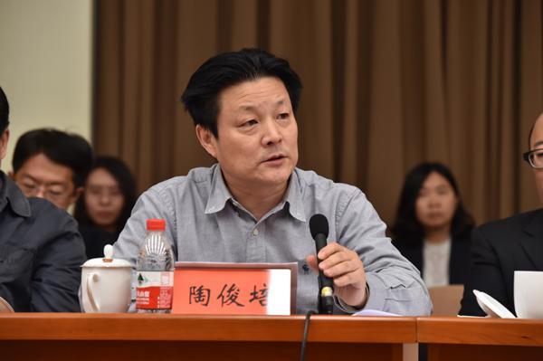 四川省网信办副主任陶俊培