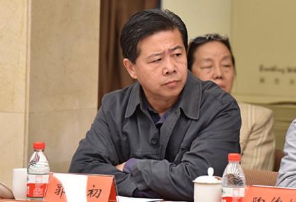 云南省网信办主任郭建初