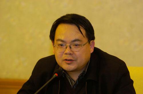 湖南省网信办副主任屈贵全