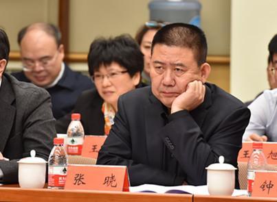新疆生产建设兵团网信办副主任张晓