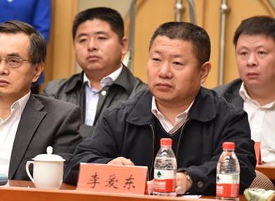 新疆网信办副主任李爱东