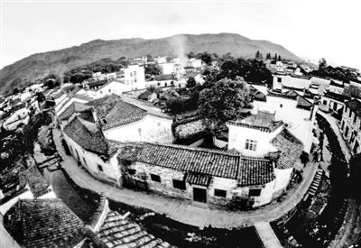 文化新闻    隐藏在山坳里的古村落   安徽省宣城市泾县厚岸乡查济村