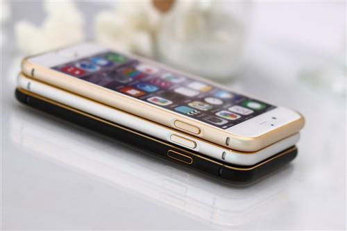 iphone6超薄航空铝边框上市-中新网