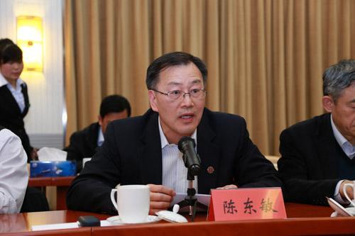 北京大学产业技术研究院院长 陈东敏