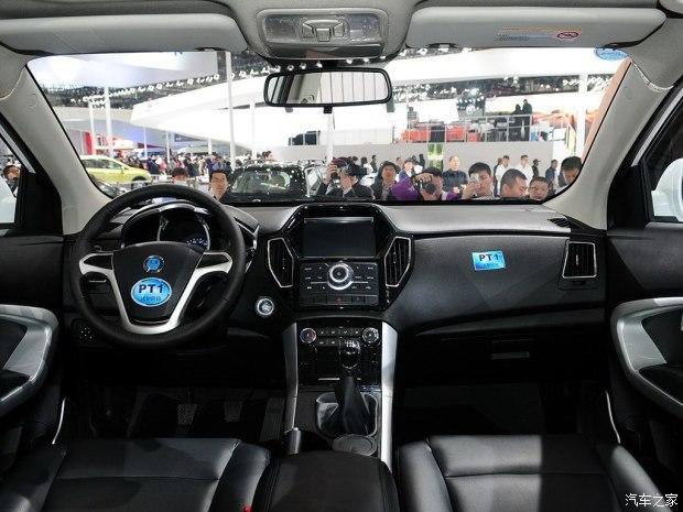 华泰汽车 新圣达菲 2014款 1.5t 汽油自动两驱尊贵型高清图片