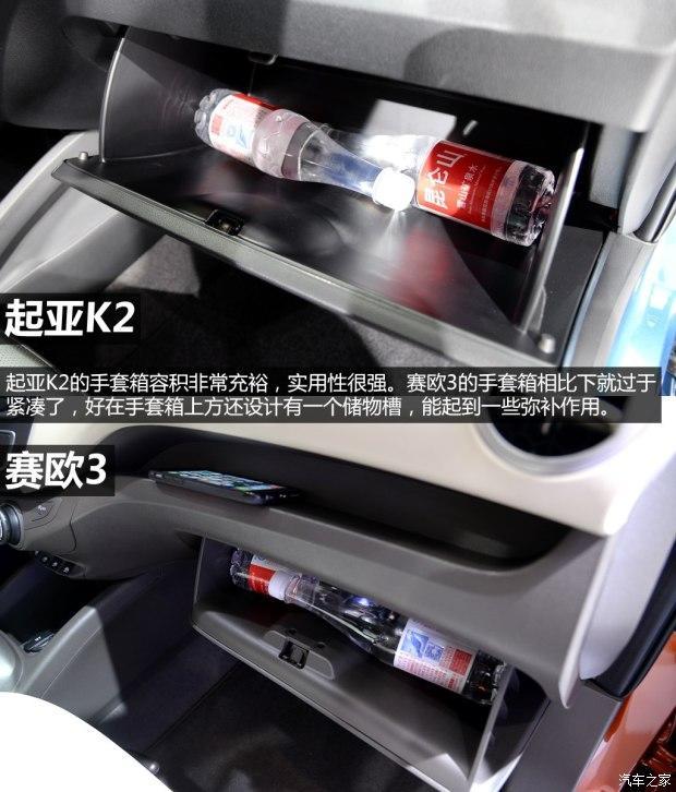 家用小型车新v家用新赛欧K2对比起亚3(5)适合游戏玩的女生排行图片