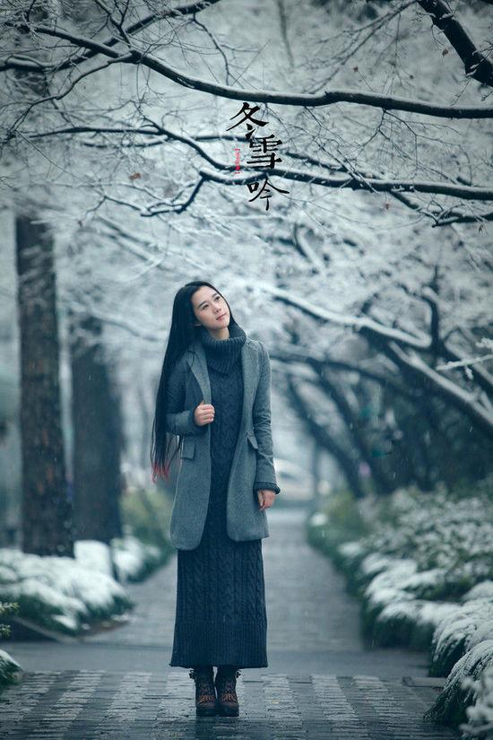 十二月摄影论坛人像精选 性感美女篇 中新网