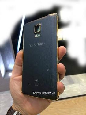 三星Galaxy Note Edge或将推土豪金版本