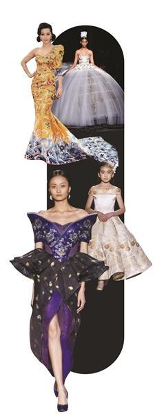 2003年,尚未成名的服装设计师劳伦斯·许给南京云锦院打电话,说在