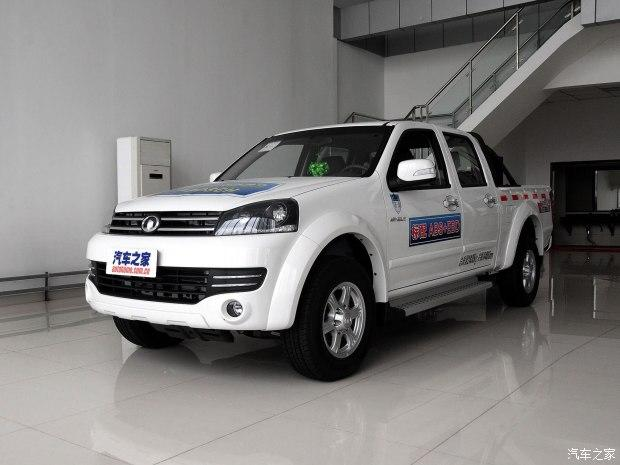 长城汽车 风骏5 2013款 2.4l欧洲版 两驱精英型大双排4g69s4n