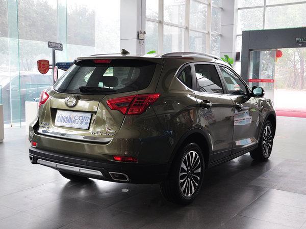 广汽传祺 1.8T 自动 车辆右侧尾部视角