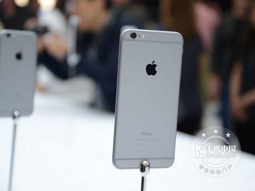 苹果最大 iphone 6 plus深圳售4980元