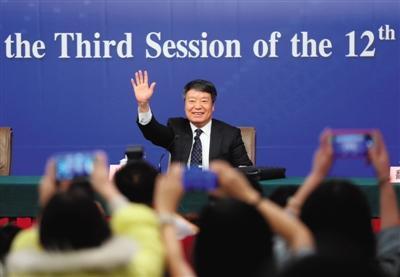 国家发改委主任:腐败重创形象 曾组织干部参观监狱