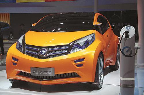 中国汽车3·15:新能源车使用环境成制约发展瓶颈
