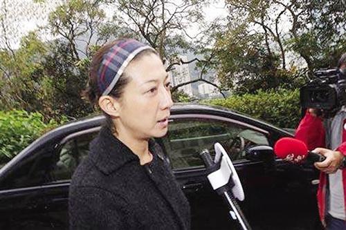 吴绮莉遭女儿揭发被捕 否认打女儿和吸毒(图)