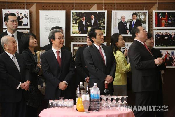 外交部:希望历史问题在今年得到妥善处理