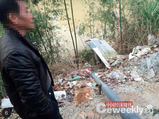 广东东江源头因污染成没人敢碰 ...