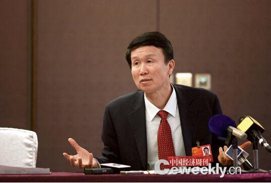 p59-佛山市委书记刘悦伦《华夏经济周刊》记者 肖翊I拍摄