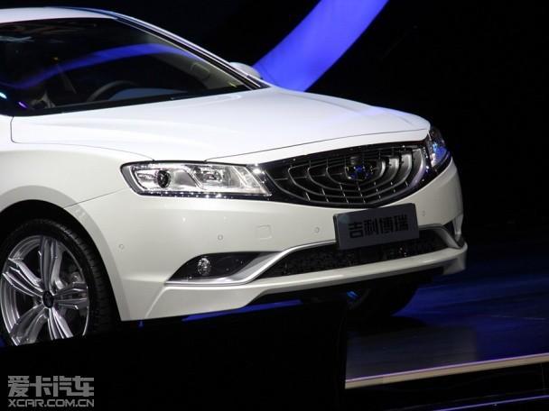 格式博瑞4月9日上市先推1.8t/3.5l模型3ds车型的3d吉利图片