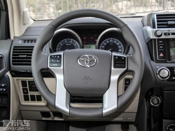 一汽丰田2015款普拉多