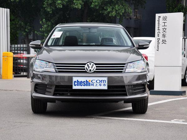 一汽-大众 1.6L 手动 车头正面视角