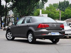 一汽-大众 1.6L 手动 车辆左后45度视角