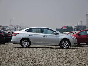 东风日产 1.6LXV CVT 车辆正右侧
