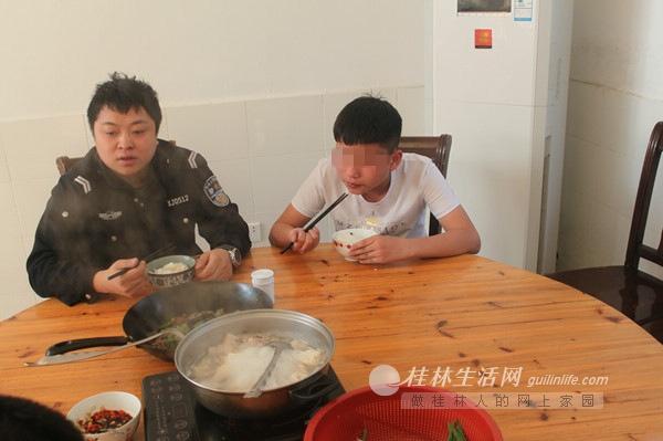 广东少年搭车上学喝水后昏睡 醒来时在桂林路边