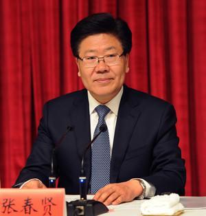 张春贤强调 抓住机遇 主动担当 努力开创新疆对外工作新局面