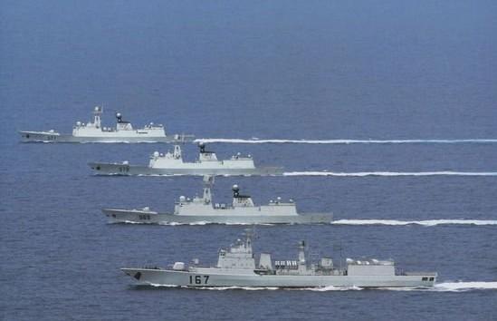 外媒曝美国客机在南海也听到中方守礁部队喊话