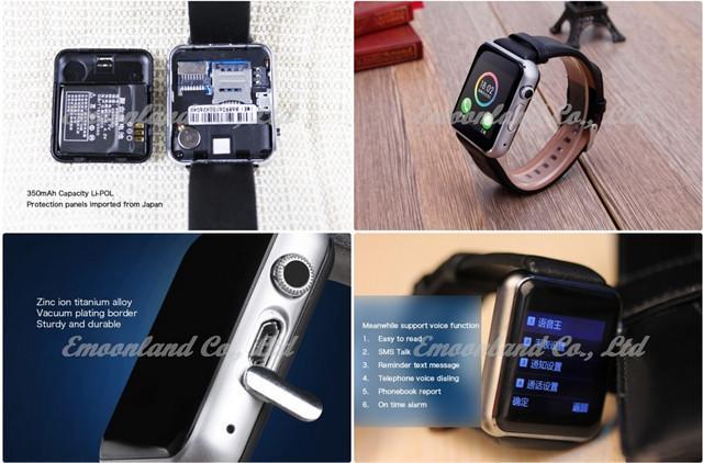 连苹果职员都分不清的高仿Apple Watch