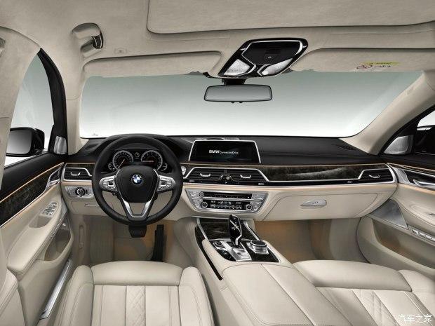 宝马(进口) 宝马7系 2016款 750Li xDrive