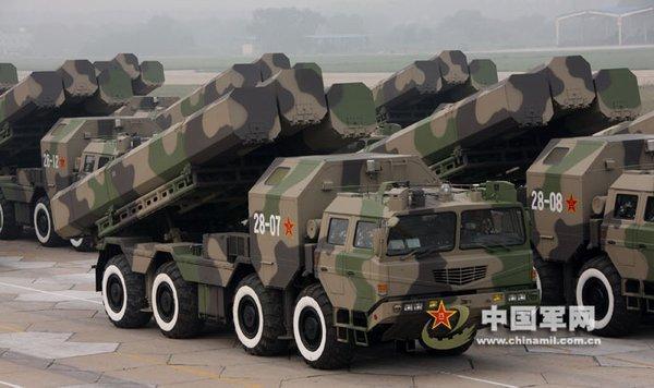 资料图:中国二炮长剑10巡航导弹
