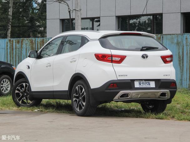 东南汽车2015款东南DX7